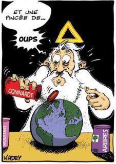 Et Dieu créa la Terre